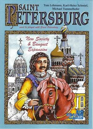 St Petersburg Expansion